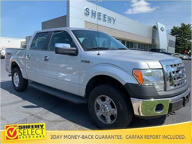 used Ford F-150 2012 vin: 1FTFW1EF4CFC66702