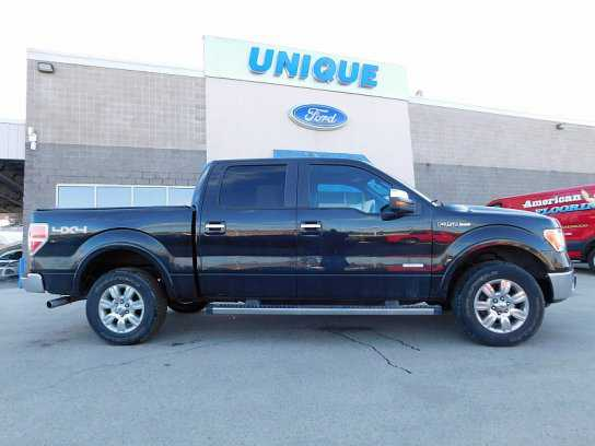 used Ford F-150 2012 vin: 1FTFW1ET3CFA08001