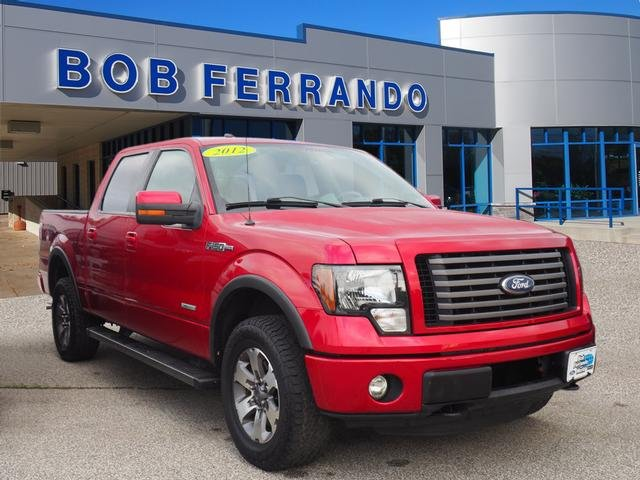 Ford F-150 2012 $18999.00 incacar.com