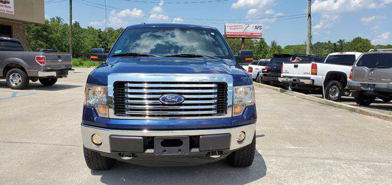 used Ford F-150 2012 vin: 1FTFW1EF4CFB71962