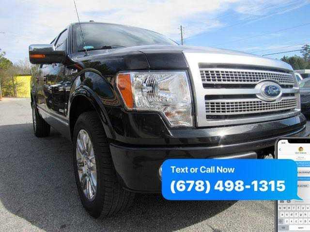 Ford F-150 2012 $16499.00 incacar.com