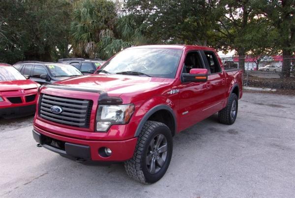 Ford F-150 2012 $20950.00 incacar.com