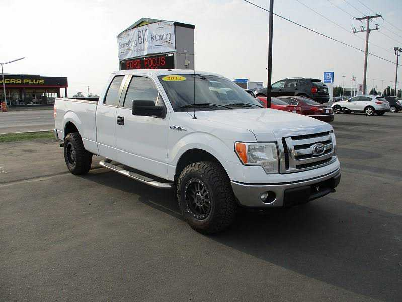 used Ford F-150 2012 vin: 1FTFX1EF4CFB88791