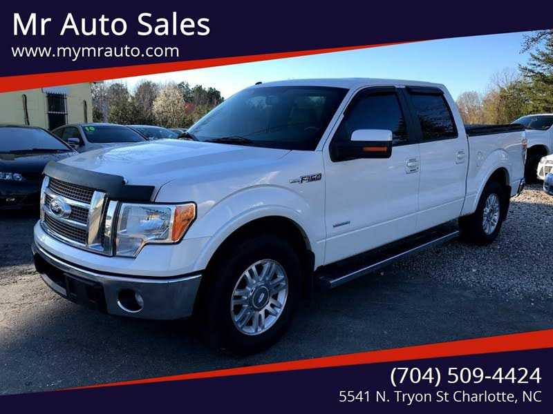 Ford F-150 2012 $17300.00 incacar.com