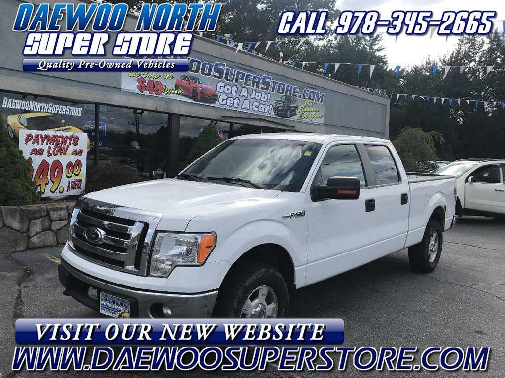 used Ford F-150 2012 vin: 1FTFW1ET0CFC22797