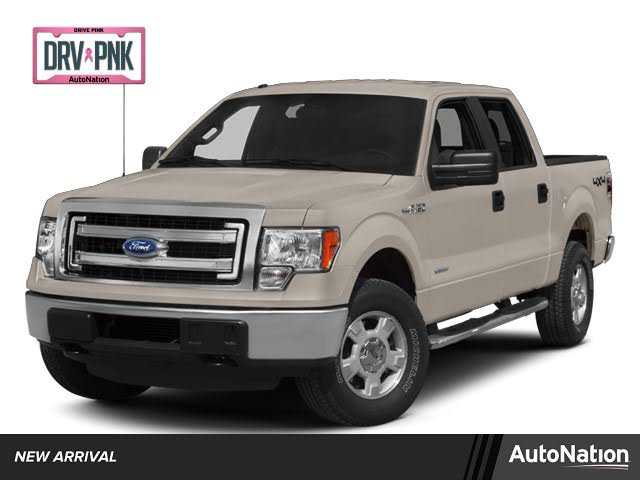 used Ford F-150 2013 vin: 1FTFW1CT4DKF08132