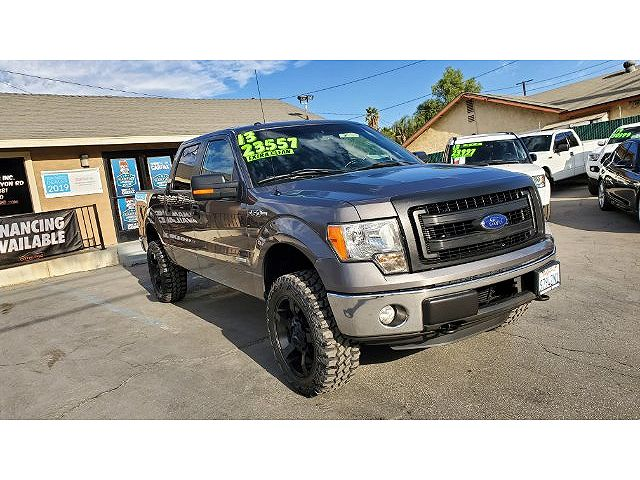 used Ford F-150 2013 vin: 1FTFW1ET7DFE06412