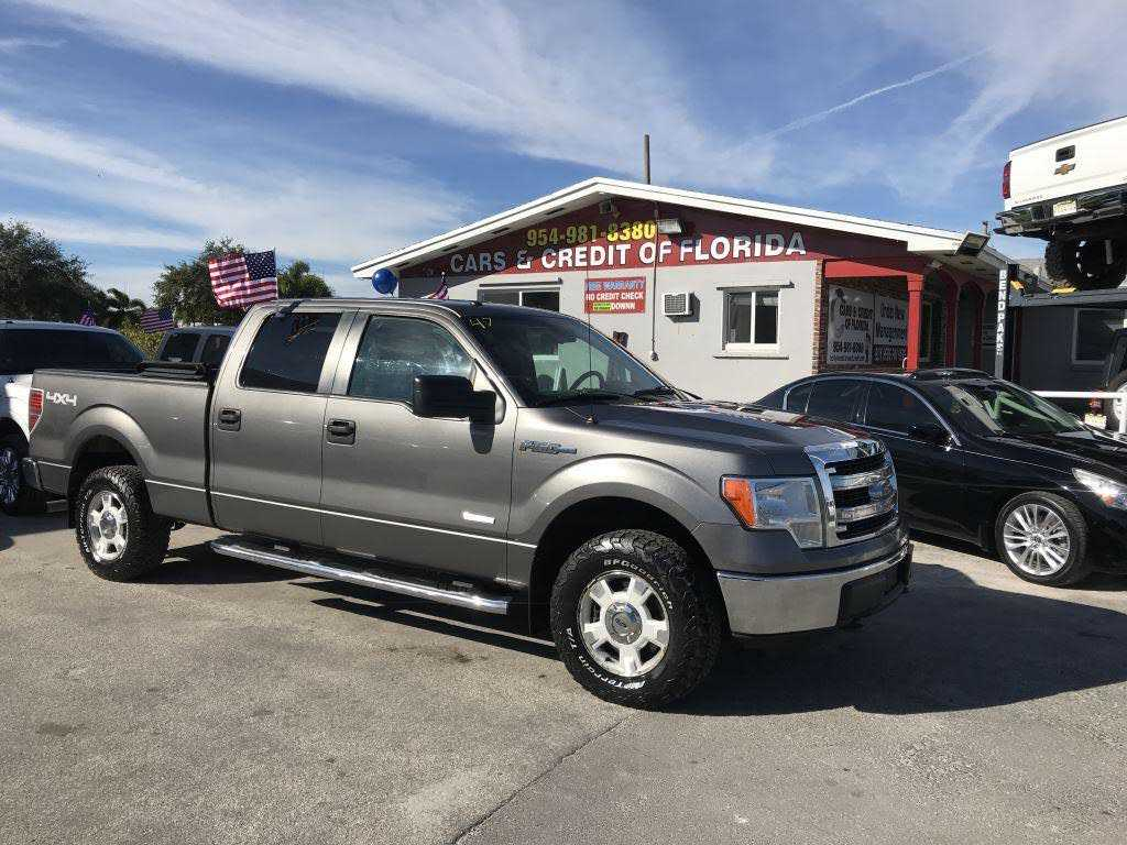 Ford F-150 2013 $14999.00 incacar.com