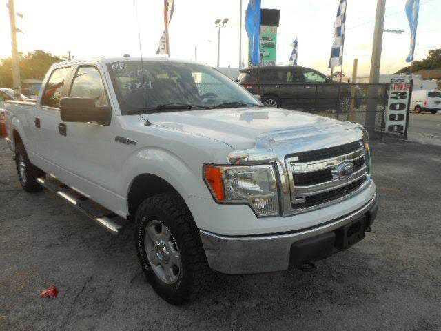 Ford F-150 2013 $14900.00 incacar.com