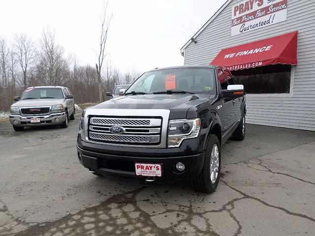Ford F-150 2013 $53195.00 incacar.com