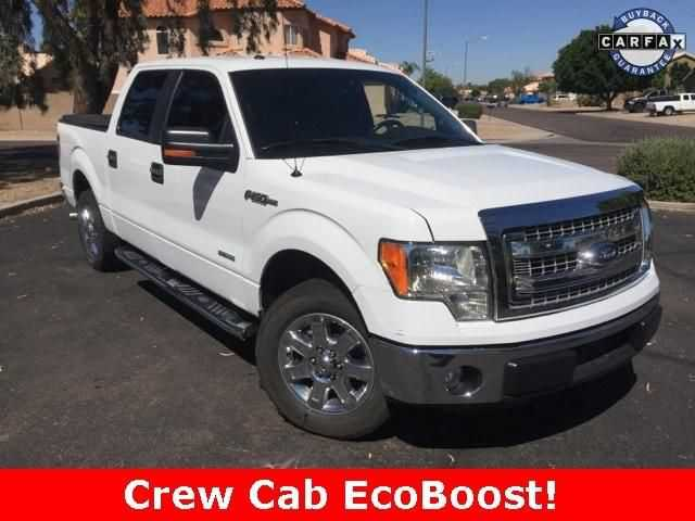 used Ford F-150 2013 vin: 1FTFW1CT3DKF97417