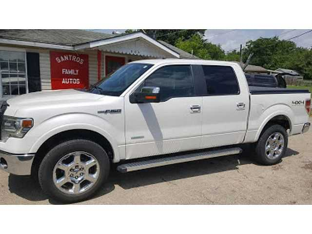used Ford F-150 2013 vin: 1FTFW1ET3DKD23390