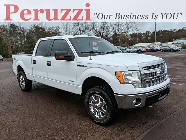 used Ford F-150 2013 vin: 1FTFW1ET9DFD87975