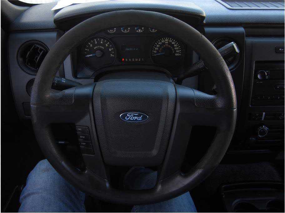 used Ford F-150 2013 vin: 1FTNF1CF6DKE34511