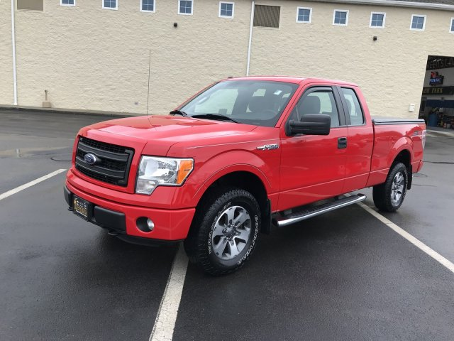 Ford F-150 2014 $23988.00 incacar.com