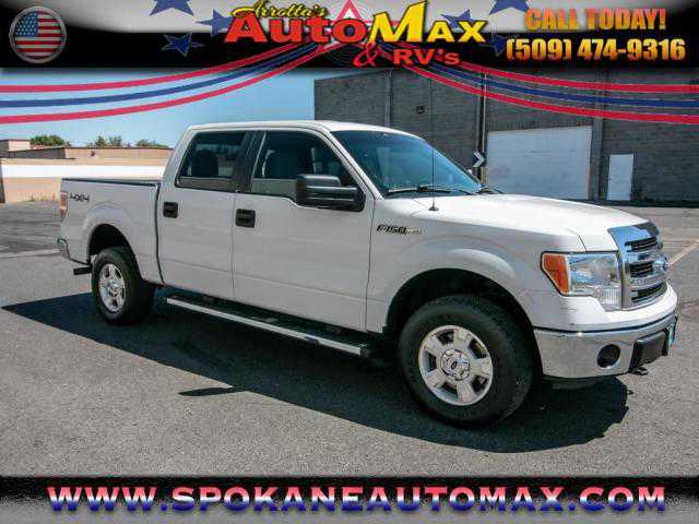 Ford F-150 2014 $16980.00 incacar.com
