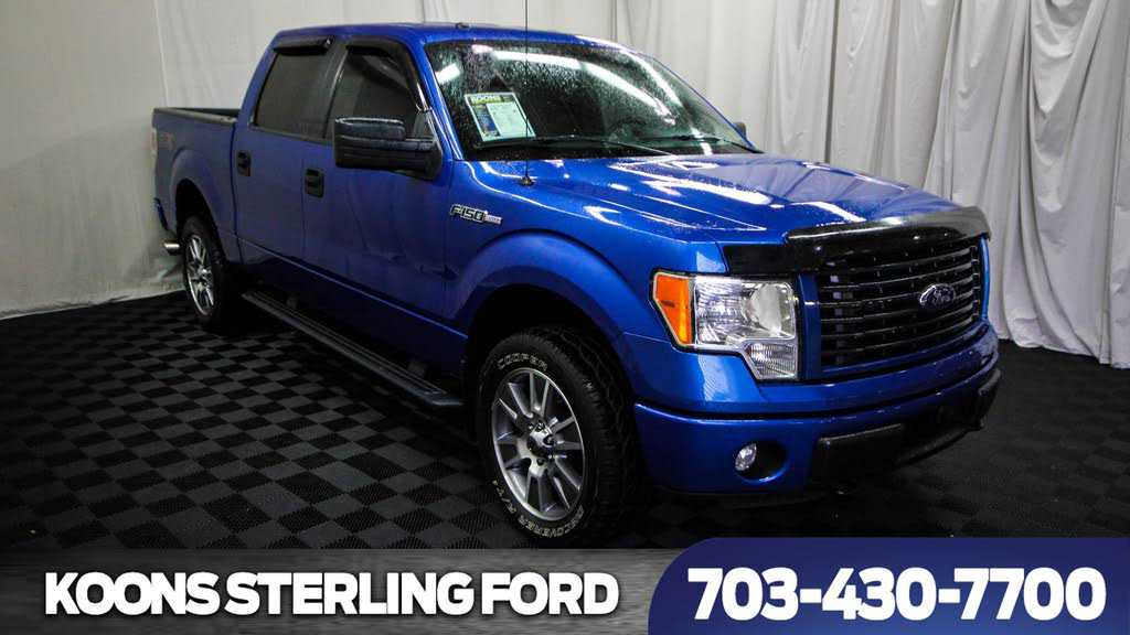 Ford F-150 2014 $27940.00 incacar.com