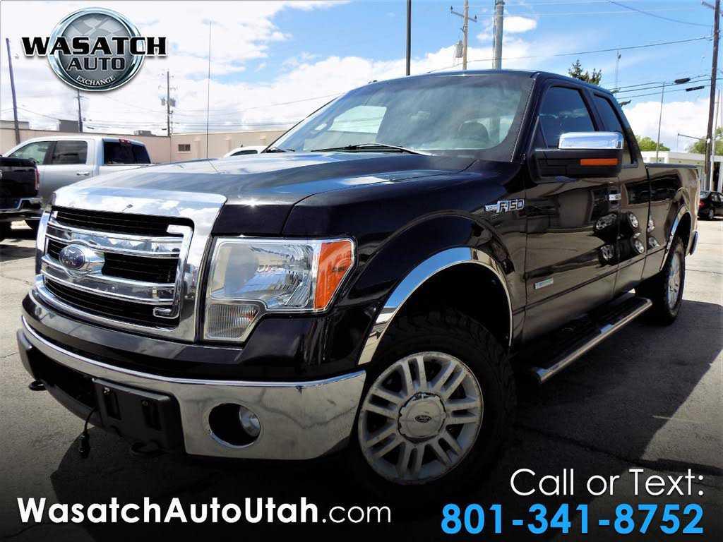 Ford F-150 2014 $16498.00 incacar.com