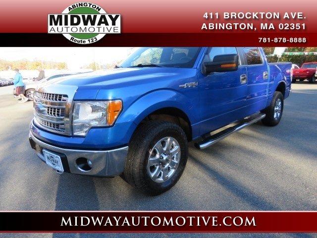 Ford F-150 2014 $21991.00 incacar.com