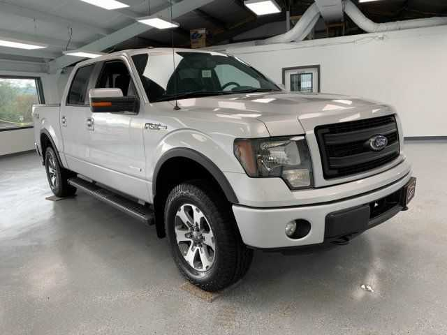 used Ford F-150 2014 vin: 1FTFW1ET0EFC56337