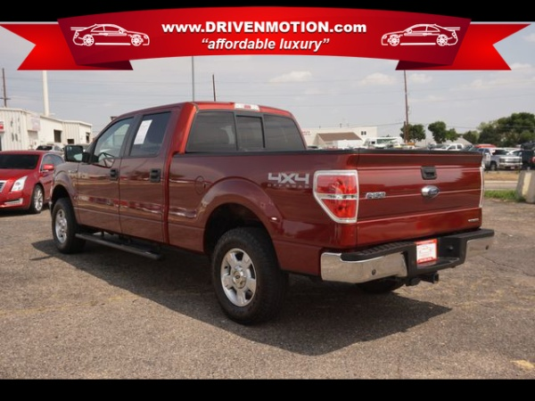 Ford F-150 2014 $19994.00 incacar.com