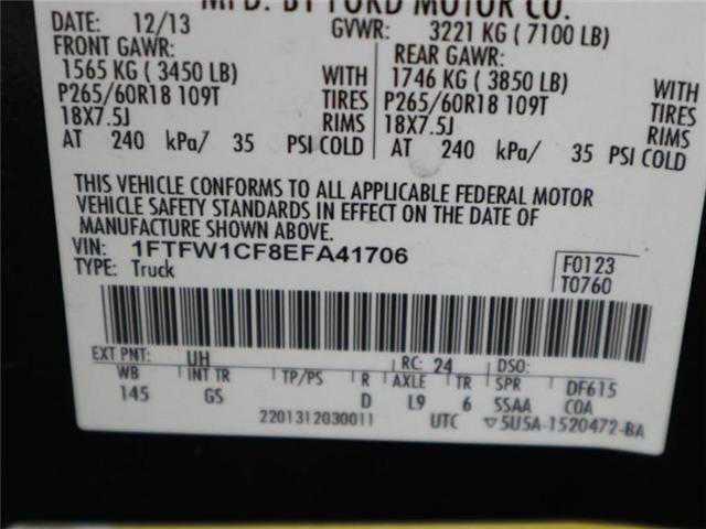 Ford F-150 2014 $25988.00 incacar.com