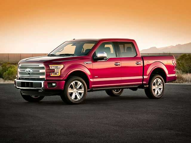 Ford F-150 2015 $34590.00 incacar.com