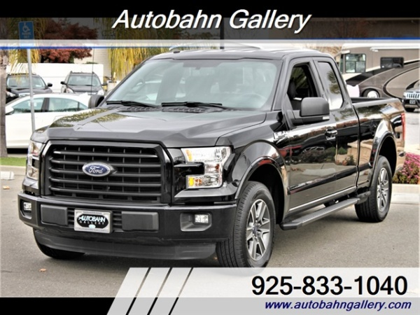 used Ford F-150 2016 vin: 1FTEX1CF4GKG03040
