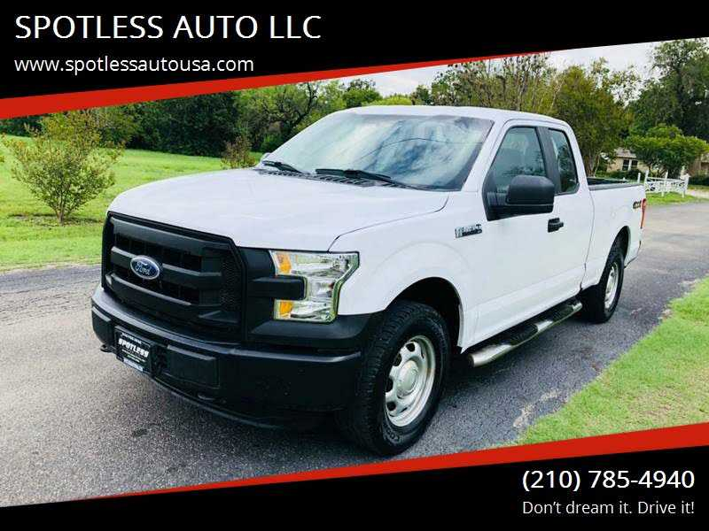 Ford F-150 2016 $15985.00 incacar.com