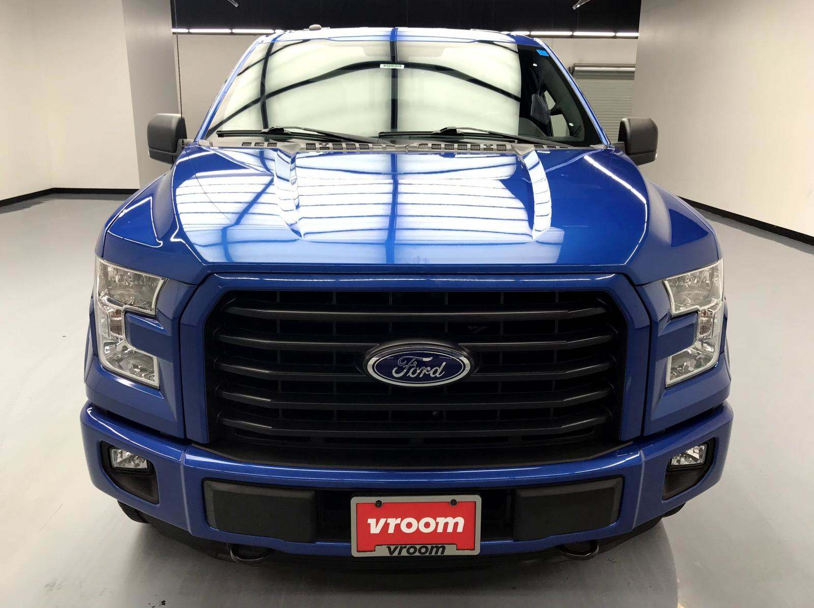 used Ford F-150 2016 vin: 1FTEW1EP9GKD51844