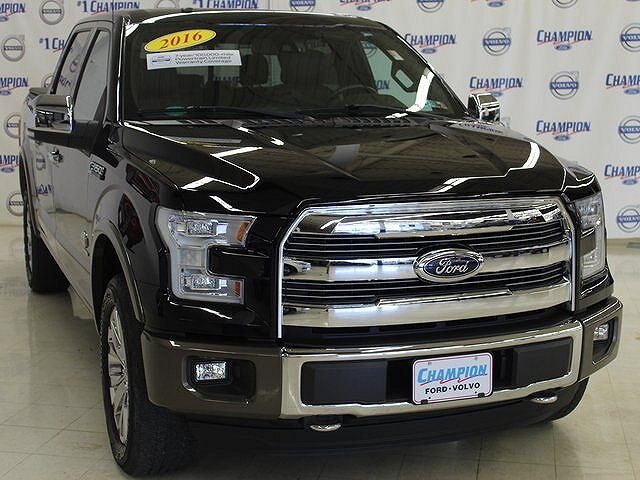 used Ford F-150 2016 vin: 1FTEW1EG6GFC06236