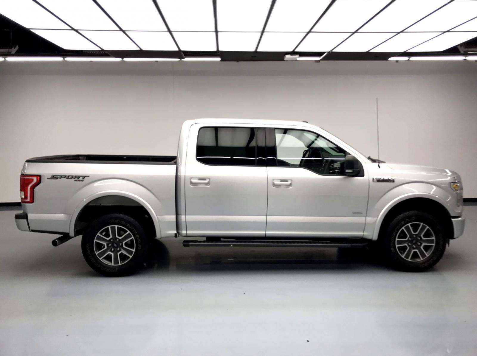 used Ford F-150 2016 vin: 1FTEW1EP0GFC53844