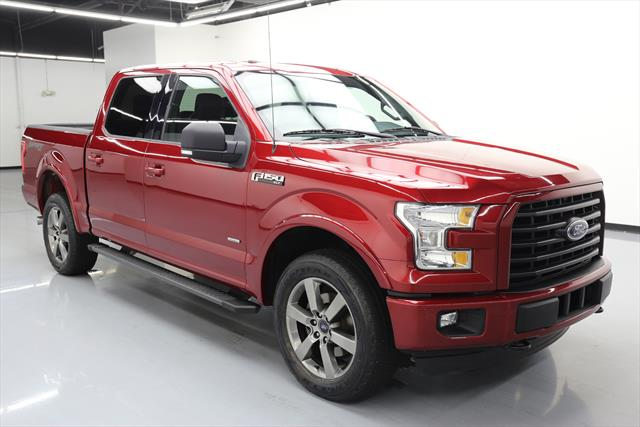 used Ford F-150 2016 vin: 1FTEW1EG1GFA07028
