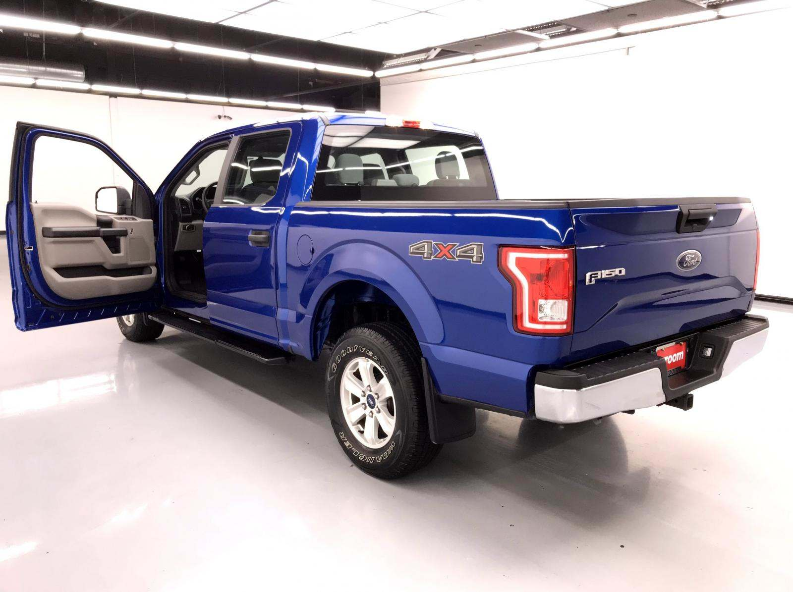 used Ford F-150 2017 vin: 1FTEW1EF1HKC54324