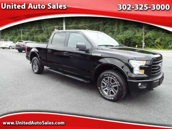 Ford F-150 2017 $34495.00 incacar.com