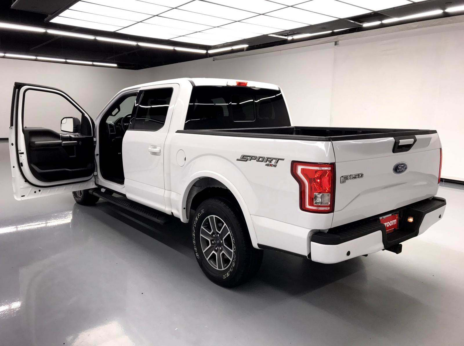 used Ford F-150 2017 vin: 1FTEW1EP0HFC33398