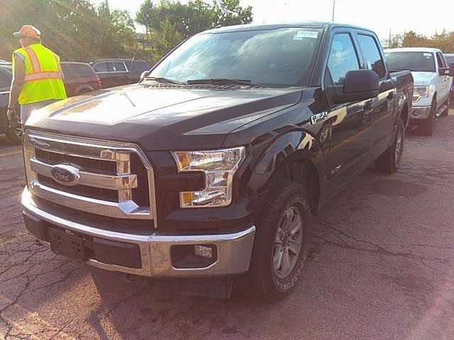 used Ford F-150 2017 vin: 1FTEW1E82HFB01705