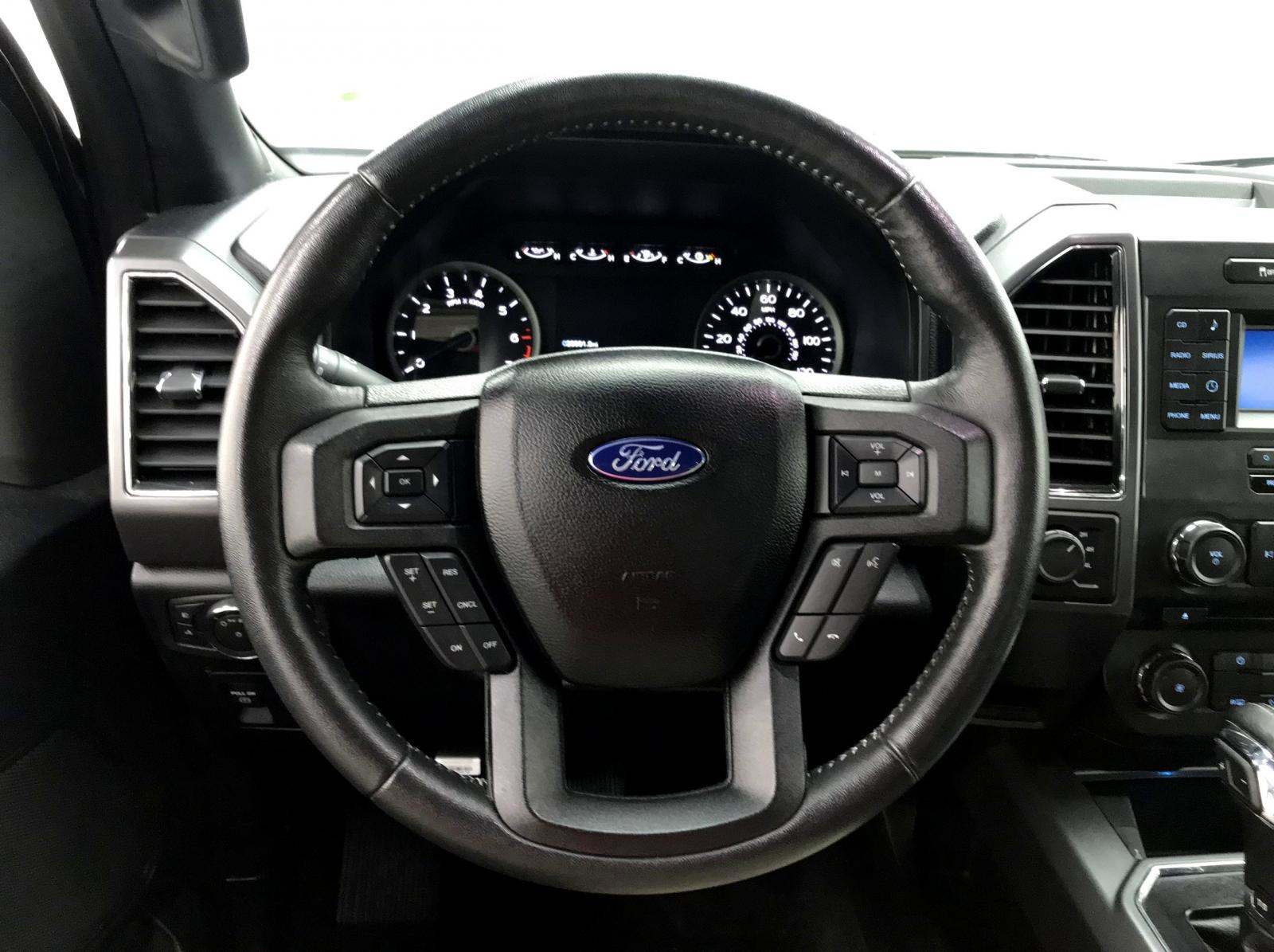used Ford F-150 2017 vin: 1FTEW1EP0HFC51335