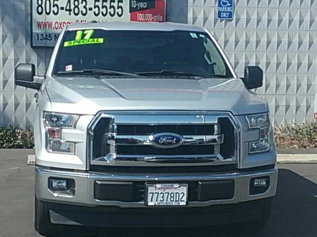 used Ford F-150 2017 vin: 1FTEW1C88HKC75451