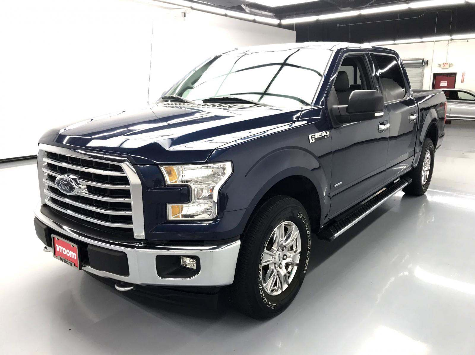 used Ford F-150 2017 vin: 1FTEW1EP4HKC44198