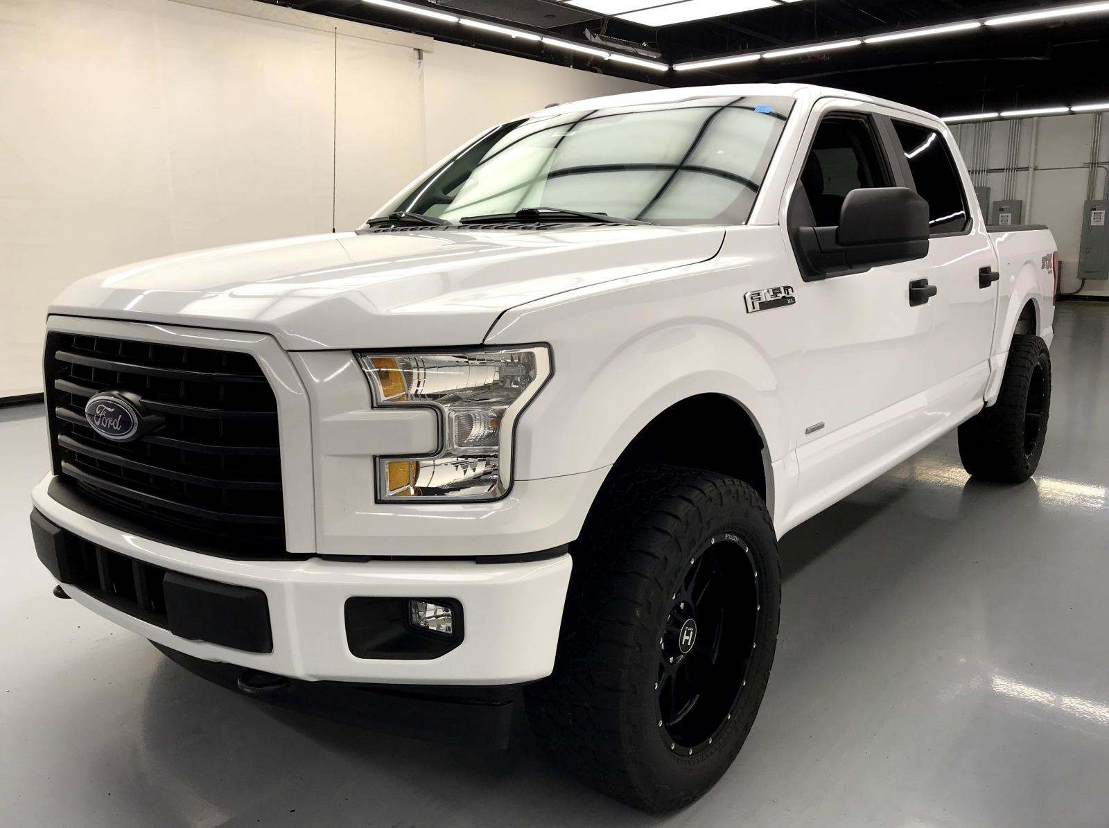 used Ford F-150 2017 vin: 1FTEW1EP3HKC16764