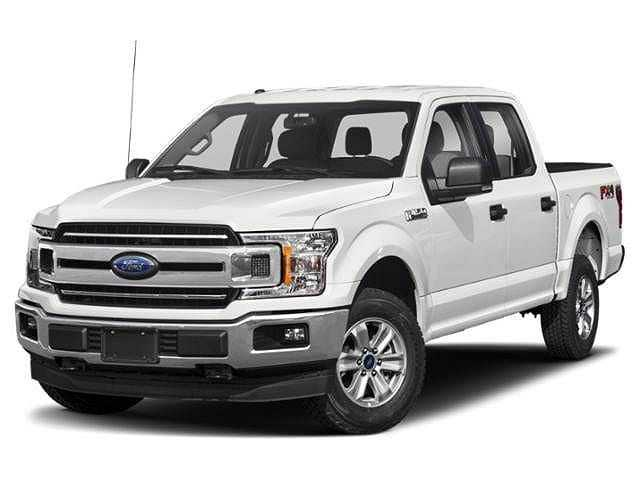 used Ford F-150 2018 vin: 1FTEW1E50JFC85831