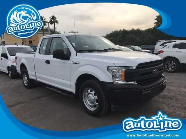 used Ford F-150 2018 vin: 1FTEX1C55JFC65624