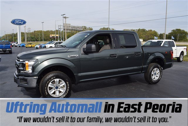 used Ford F-150 2018 vin: 1FTEW1EB2JKC28432