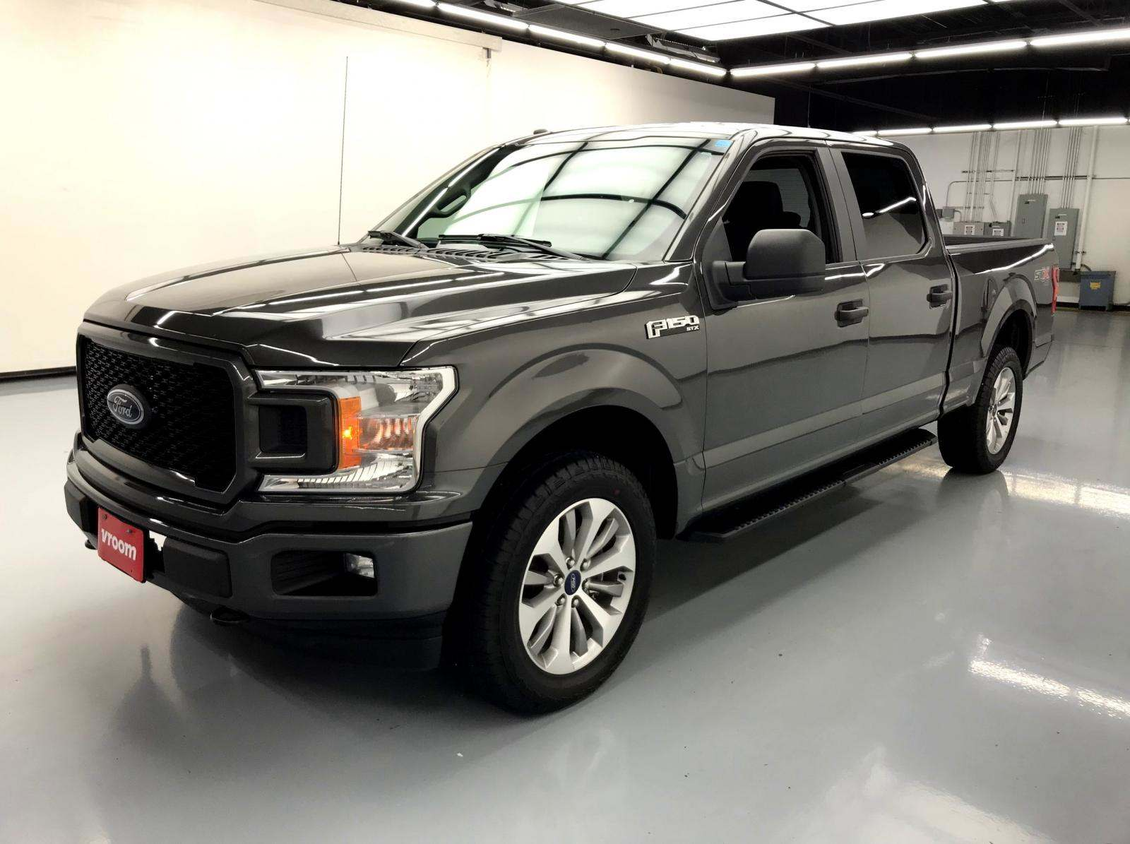 used Ford F-150 2018 vin: 1FTFW1E52JKF41737