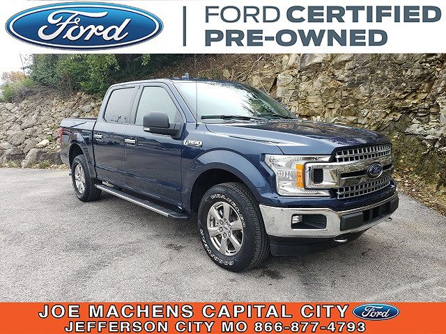 used Ford F-150 2018 vin: 1FTEW1EP5JFA60466