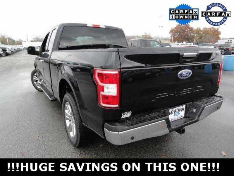 used Ford F-150 2018 vin: 1FTEX1C53JKF88402