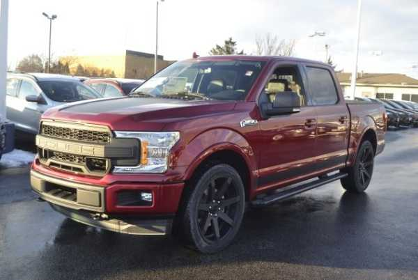 Ford F-150 2018 $59115.00 incacar.com