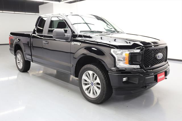 used Ford F-150 2018 vin: 1FTEX1EP6JKF55022