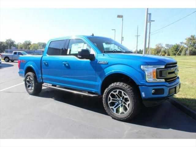 used Ford F-150 2019 vin: 1FTEW1E57KFC89117